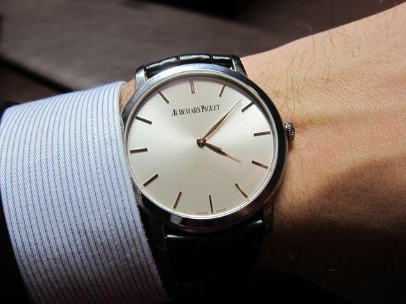 Audemars Piguet Replica Jules Audemars Extra-Thin Watch